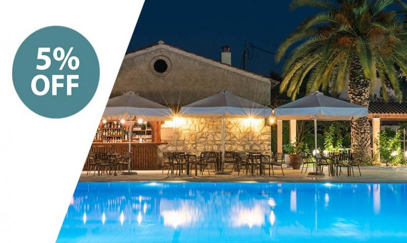 Corfu Town Hotel - Discounts