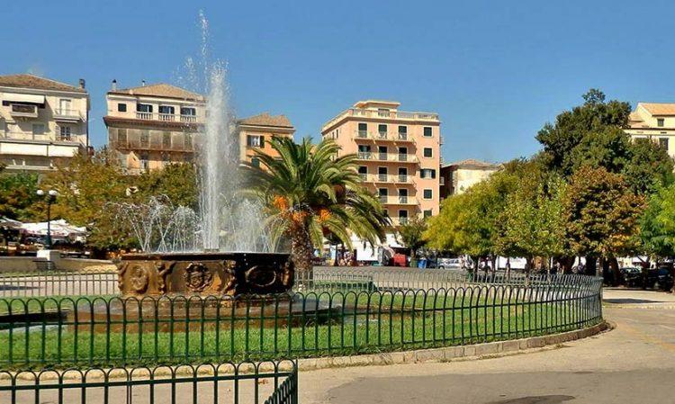 Spianada Square Corfu - Corfu Town Hotel