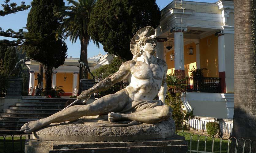 Achilleion Corfu - Corfu Town Hotel