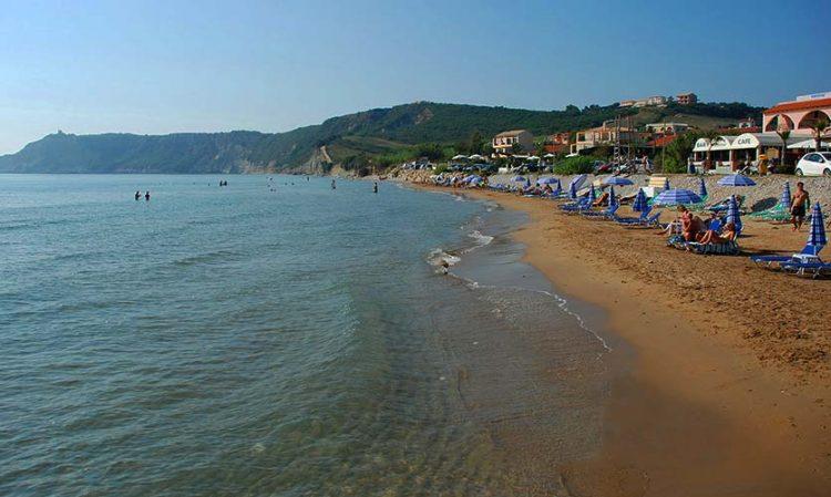 Arillas Beach Corfu - Corfu Town Hotel