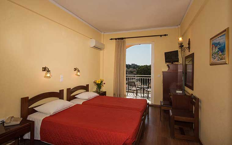 Corfu Town Hotel - Facilities - Rooms