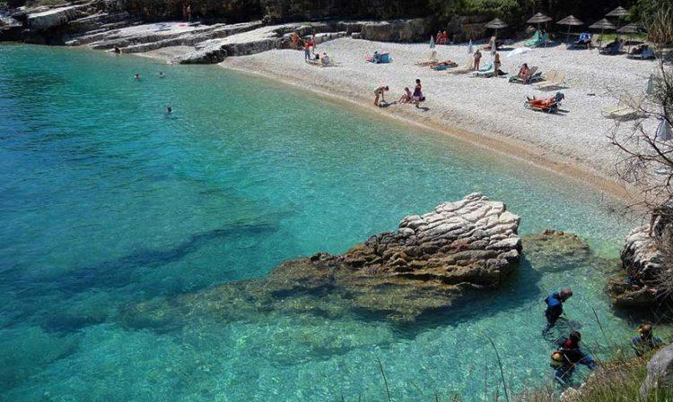 Kassiopi Beach Corfu - Corfu Town Hotel