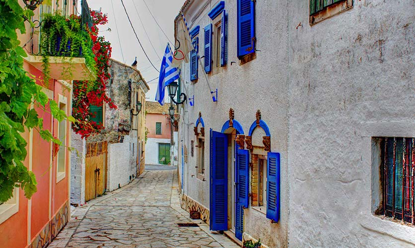 Lakones Corfu - Corfu Town Hotel