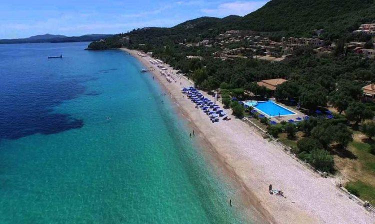 Barbati Beach Corfu - Corfu Town Hotel