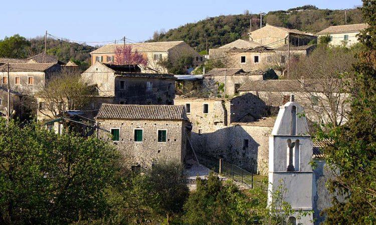 Old Perithia Corfu - Corfu Town Hotel