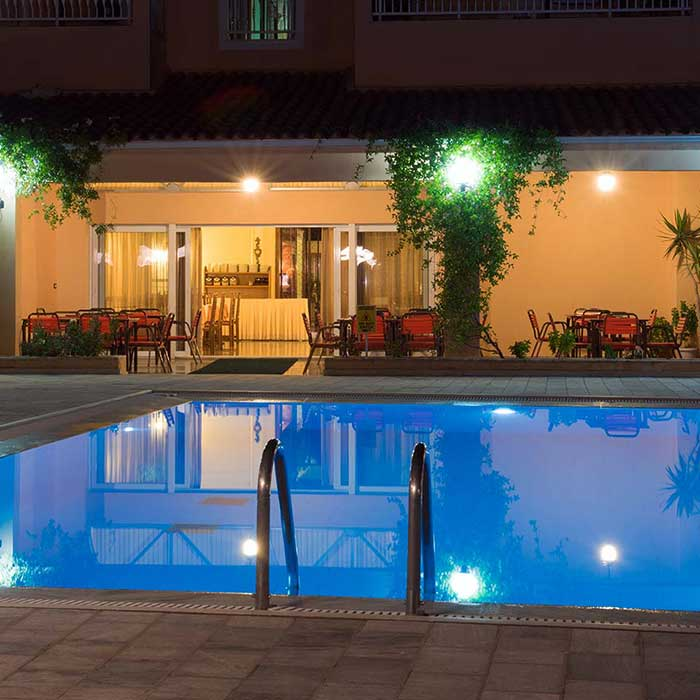 Corfu Town Hotel - Facilities - Pool