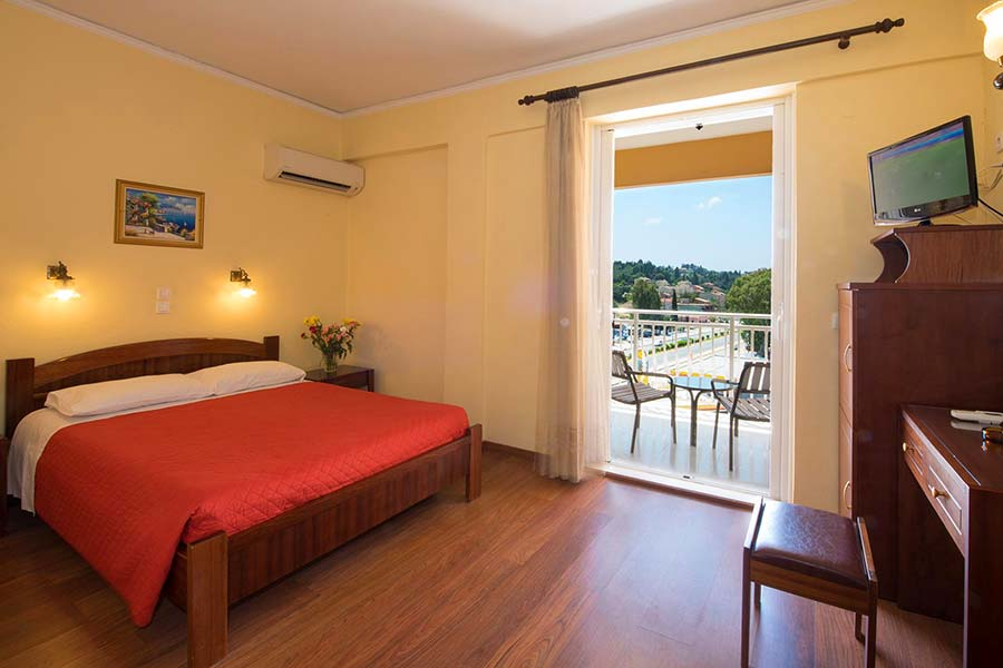 Rooms - Corfu Town Hotel