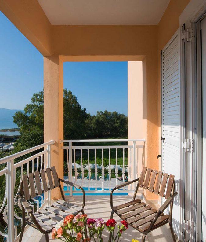 Balkoni - Corfu Town Hotel