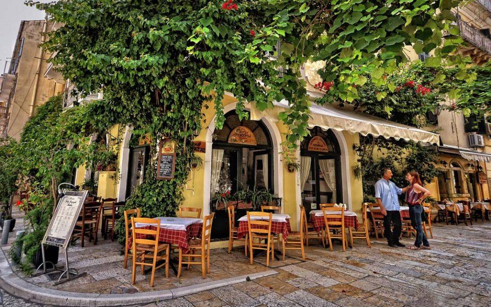 Old Corfu Town - Corfu Town Hotel