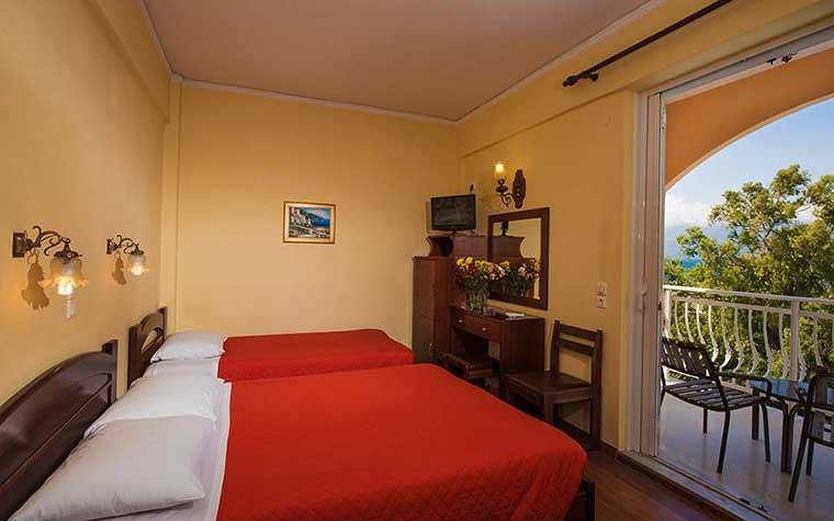 Corfu Town Hotel - Facilities - Rooms